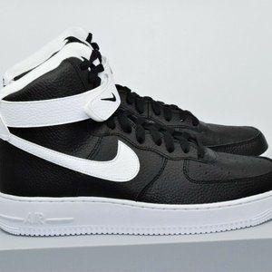Nike Air Force 1 '07 High Black / White CT2303-002